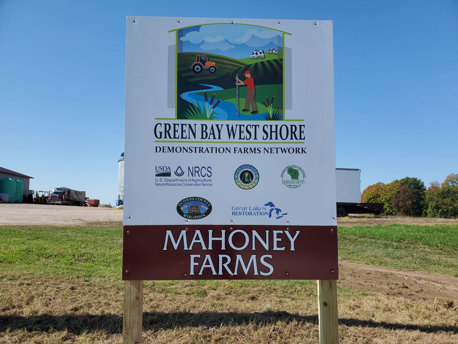 Mahoney Farms Field Day