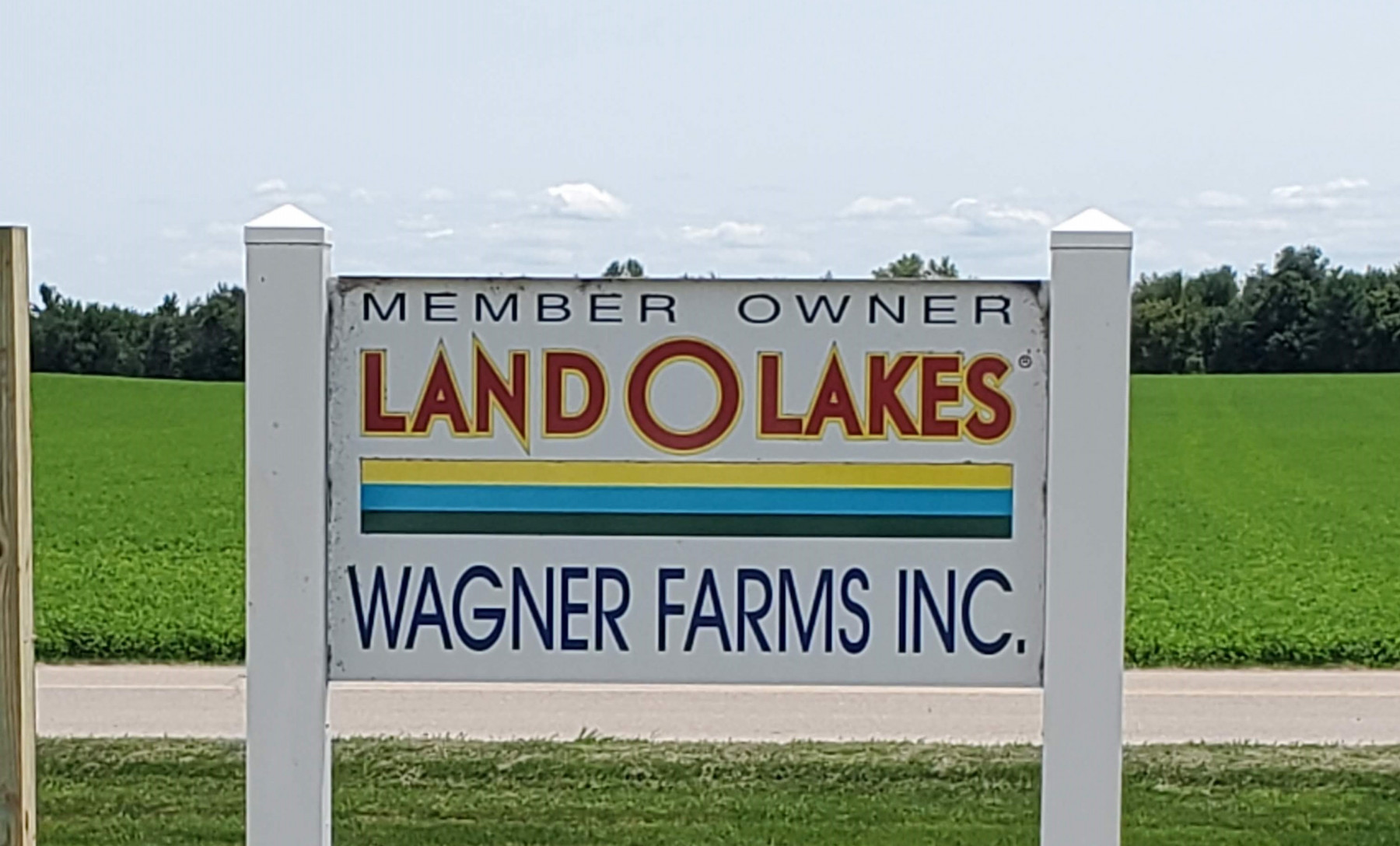 Thanks to our hosts, Wager Farms!